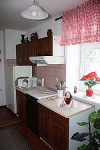 Kuhinja - Apartman Sara